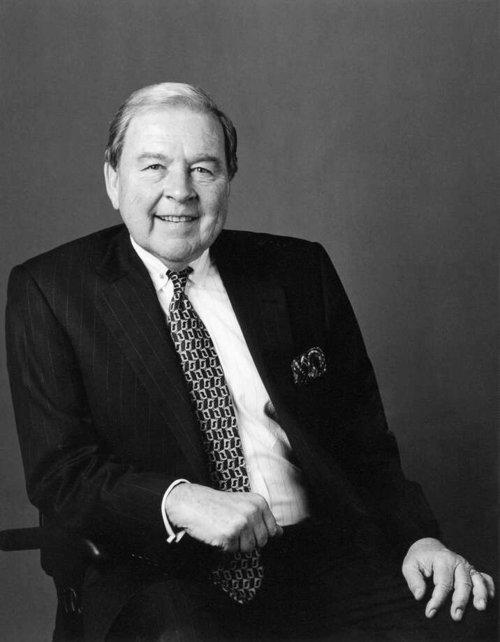 Raymond E. Joslin, a cable television pioneer, died in Greenwich on Friday. Photo: Contributed Photo