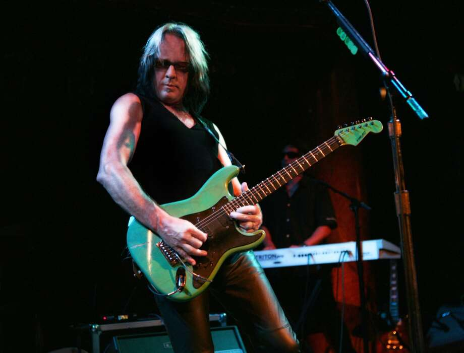Todd Rundgren performs at The Ridgefield Playhouse in Ridgefield, Conn., on Saturday, Aug. 3, 2013, at 8 p.m. Photo: Contributed Photo