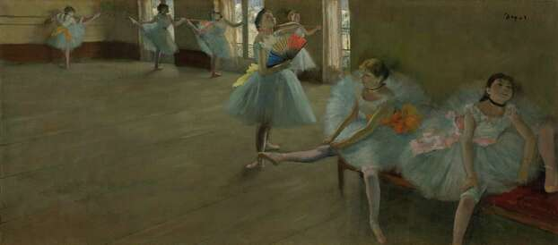 """""""The Age of Impressionism: Great French Paintings from the Sterling and Francine Clark Art Institute,"""" comes to the Museum of Fine Arts Photo: Sterling And Francine Clark Art / ONLINE_YES"""