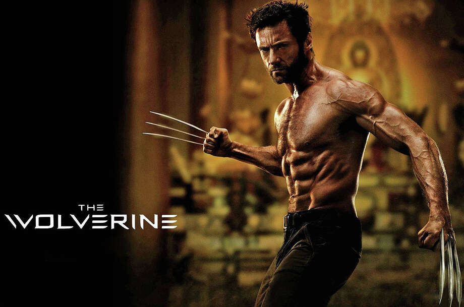 """Hugh Jackman again portrays the comics character, """"The Wolverine,"""" in a new movie playing in area theaters. Photo: Contributed Photo / Westport News contributed"""