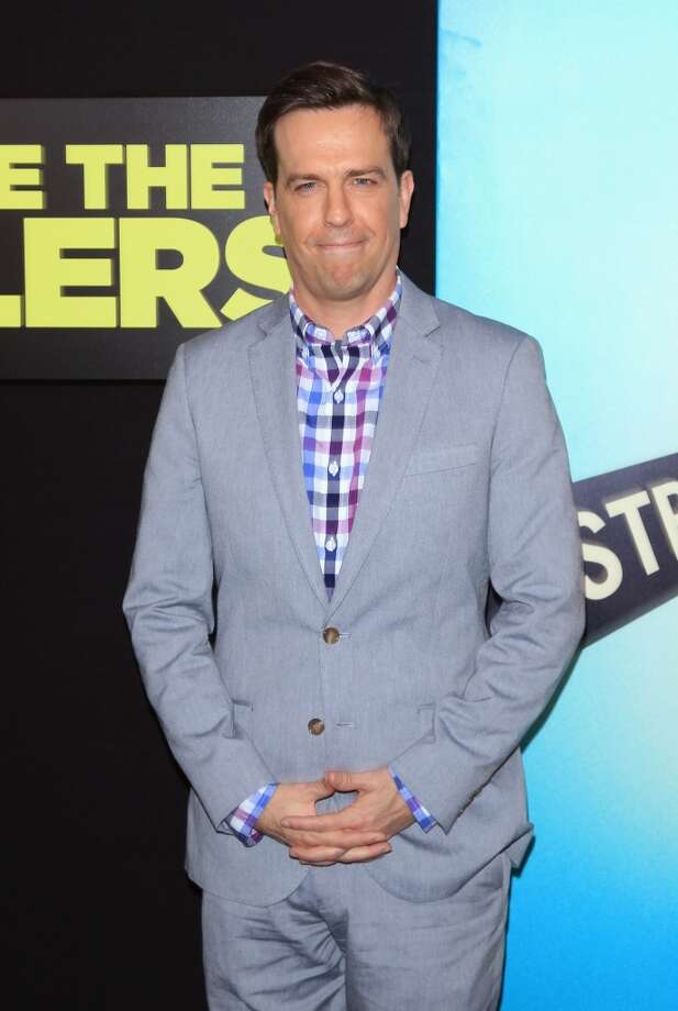 "Actor Ed Helms attends the ""We're The Millers"" New York Premiere at Ziegfeld Theater on August 1, 2013 in New York City. Photo: Jim Spellman, WireImage"