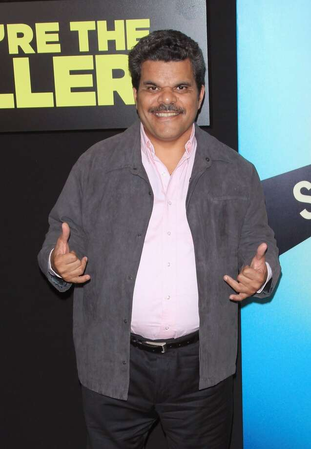 "Actor Luis Guzman attends the ""We're The Millers"" New York Premiere at Ziegfeld Theater on August 1, 2013 in New York City. Photo: Jim Spellman, WireImage"