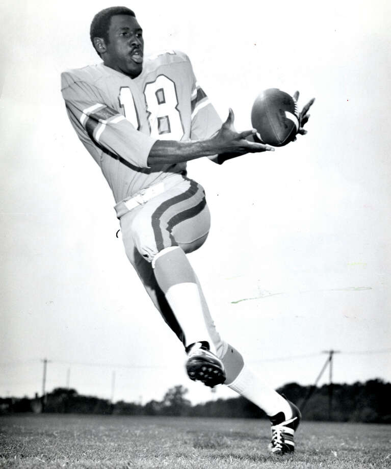 Charlie Joiner Wide receiver Time with the Oilers: 1969-1972  Year of HOF induction: 1996  His biggest success came with the San Diego Chargers.  Photo: Chronicle File Photo