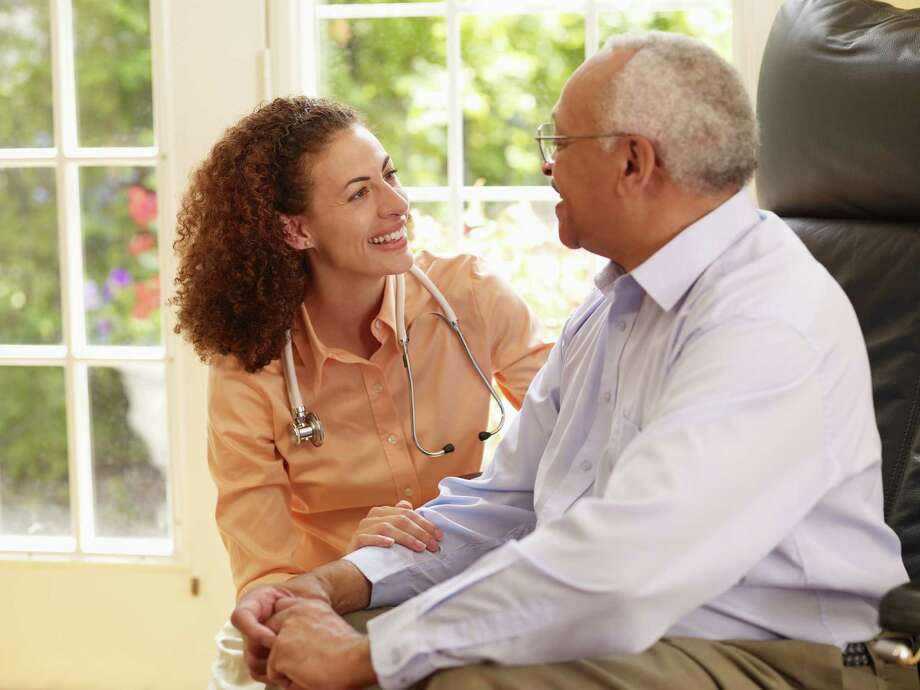 Many established senior living communities are expanding services and programs for continuum-of-care, known as transitional care. / Fuse