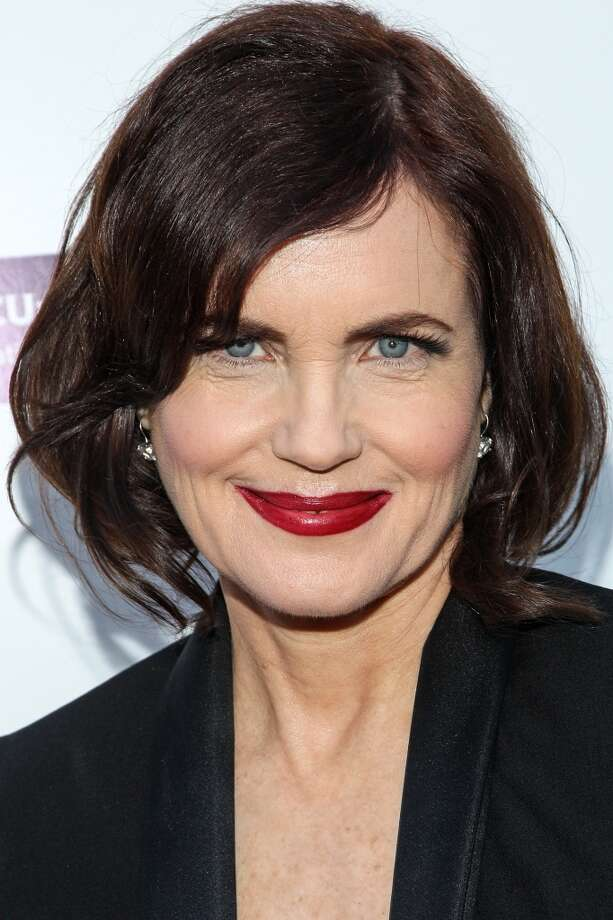 """Downton Abbey"" star Elizabeth McGovern is frequently mentioned for her effortless beauty by female patients of Dr. Miranda over fifty. ""I think it's her overall graciousness and the elegance of who she portrays that's particularly attractive to these womem,"" Dr. Miranda said in a recent interview. Photo: Paul A. Hebert, Getty Images"