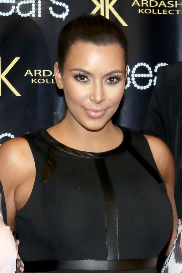 Kim Kardashian's lips are frequently commented on and requested in Dr. Miranda's practice. Photo: Gary Miller, FilmMagic