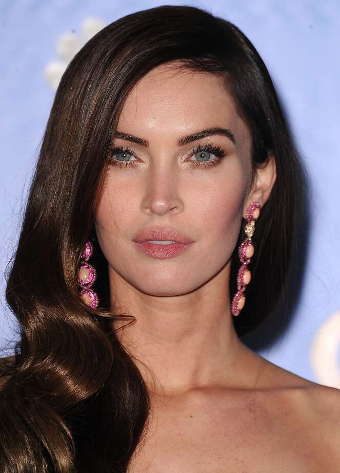The arch of Megan Fox's brow is commented on and requested by both female and male patients of Dr. Miranda. Photo: Steve Granitz, WireImage