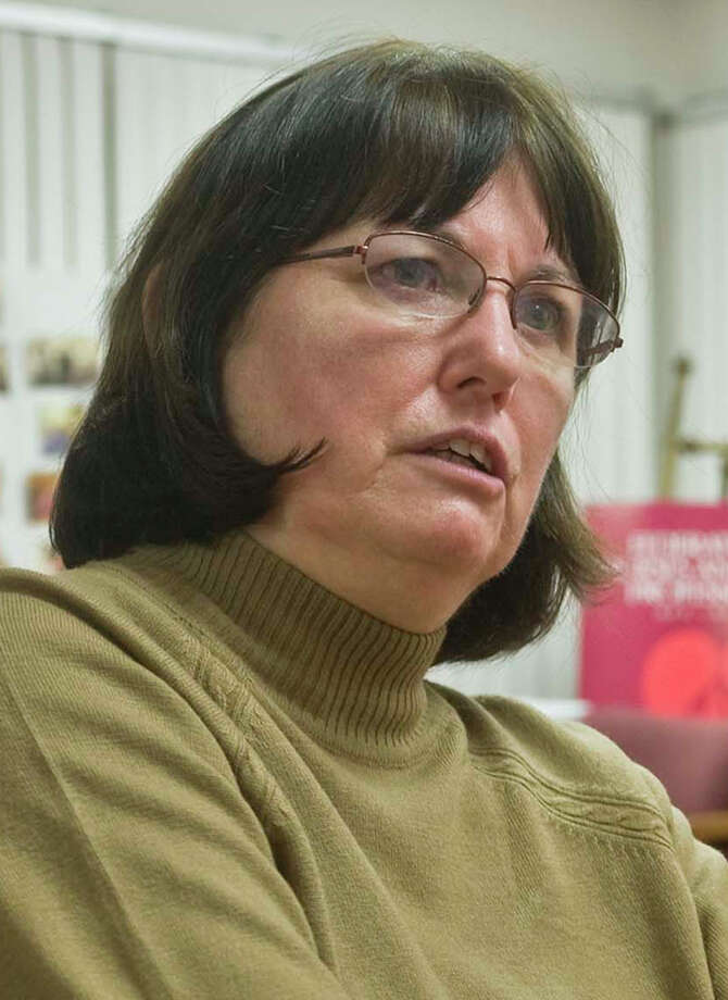 Mary Consoli, President of Danbury Nurses Union Photo: File Photo/ Scott Mullin, File Photo / The News-Times File Photo/ Scott Mullin