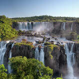 "Since 1975, the United Nations Educational, Scientific and Cultural Organization has named 193 natural sites, which they consider to be in the interest of the public to preserve. Here is a look at 50 of the most beautiful sites on the list:Argentina: Iguazu National Park""The semicircular waterfall at the heart of this site is some 80 m high 