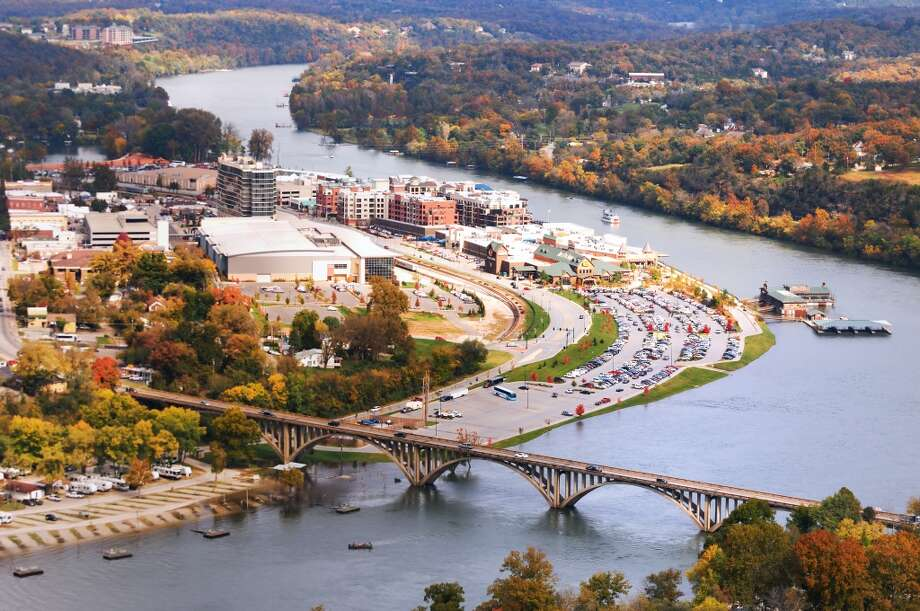 No. 10: Branson, Mo.Conde Nast Traveler hails the city  known for its country music  and family-themed entertainment as a  'throwback to gentler times.' Photo: Getty Images, Flickr RF