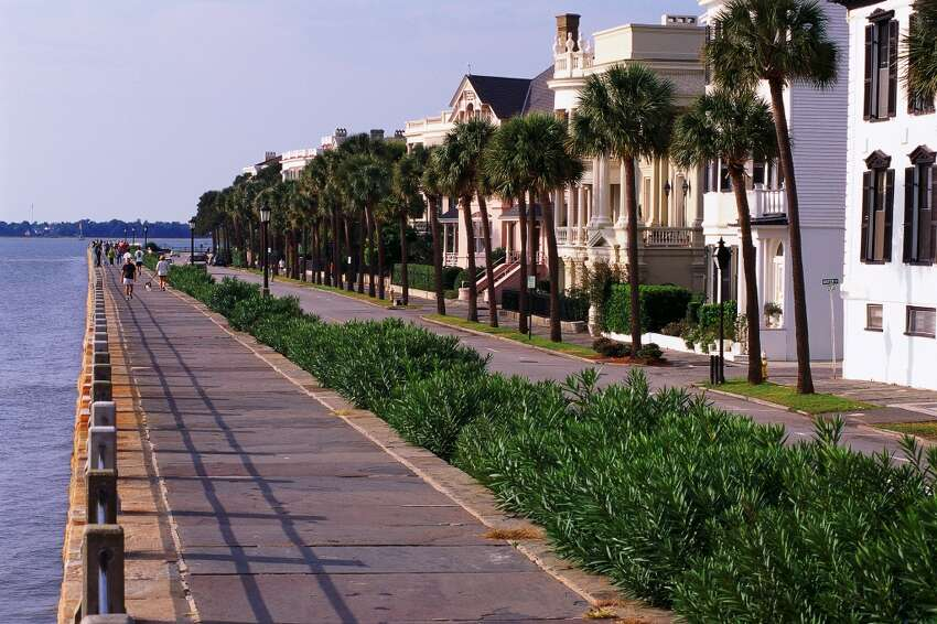 No. 10: Charleston, S.C. Percent of federal workers: 7.6%