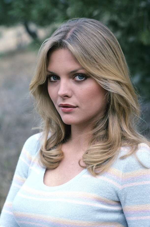Michelle Pfeiffer in 1976. Photo: ABC Photo Archives, ABC Via Getty Images