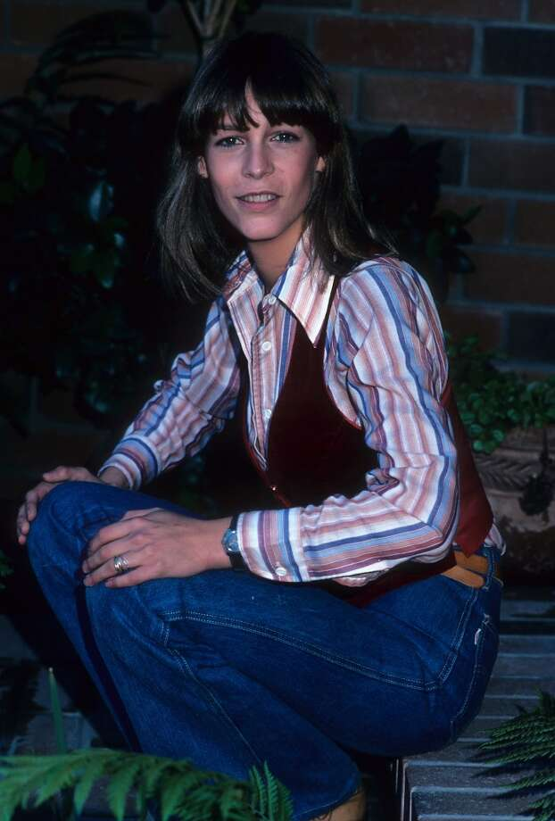 Jamie Lee Curtis in 1978 Photo: Donaldson Collection, Getty Images