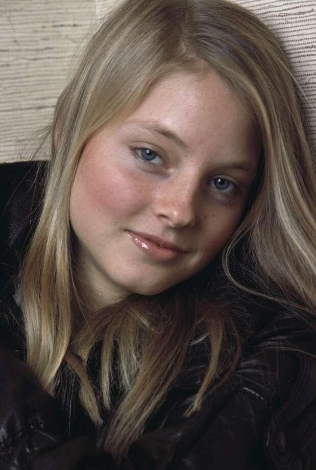 Jodie Foster, 1979. Photo: Nancy R. Schiff, Getty Images