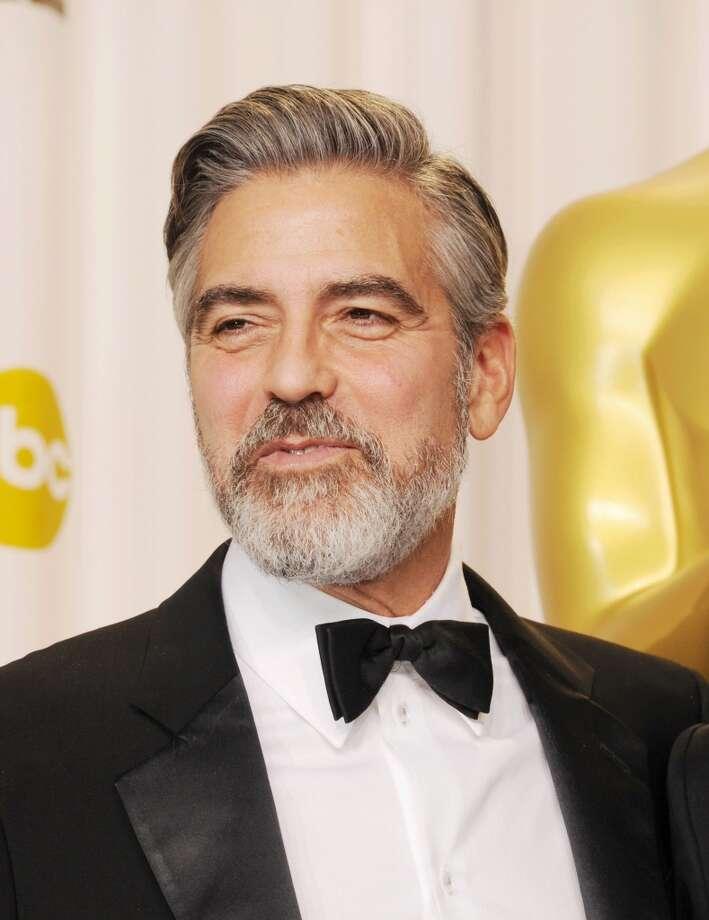 George Clooney in 2013 Photo: Jeffrey Mayer, WireImage