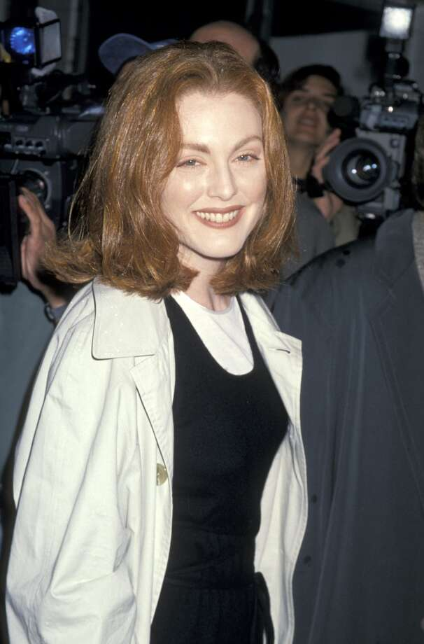 Julianne Moore in 1994. Photo: Ron Galella, WireImage