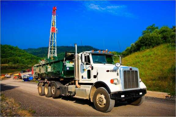 Waste Management is already working in other shale plays in the U.S.
