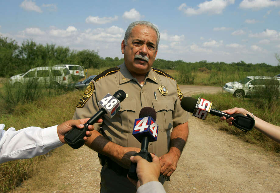 Hidalgo County Sheriff Lupe Treviño took the stand Friday in former Deputy Jorge Garza's trial.