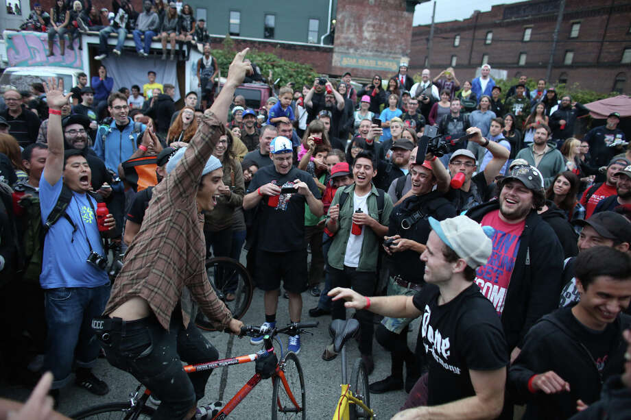 Koyo Maeda reacts after winning a competition. Photo: JOSHUA TRUJILLO, SEATTLEPI.COM / SEATTLEPI.COM