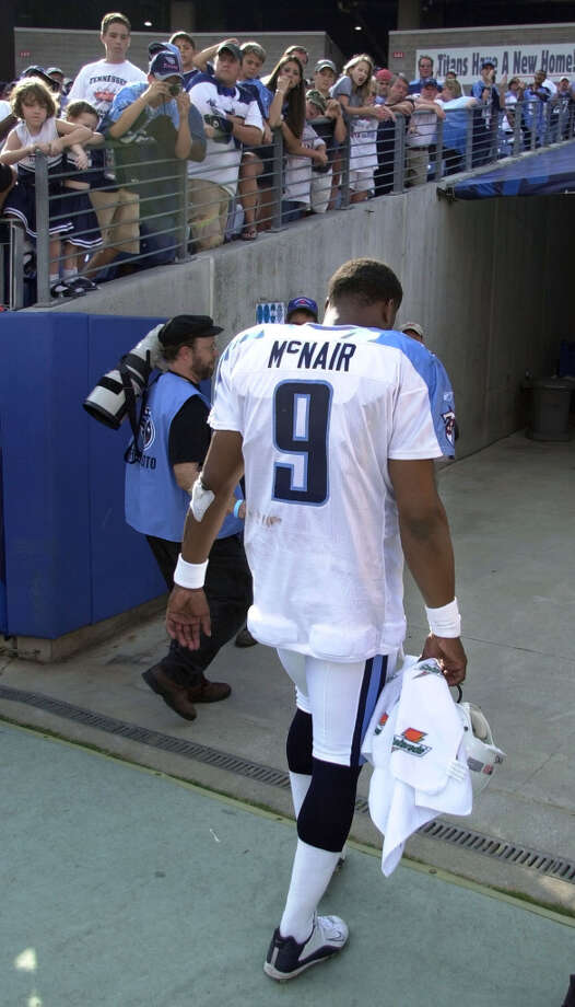 Tennessee - 0 titles, 23 contested (NFL, NHL) The Tennessee Titans haven't appeared in the playoffs since 2008 when Kerry Collins filled in for the injured Vince Young and led them to a 13-3 record and a first-round bye. The Predators have qualified for the NHL playoffs in six of the last seven seasons, never advancing past the second round. Photo: Mark Humphrey, AP Photo / AP