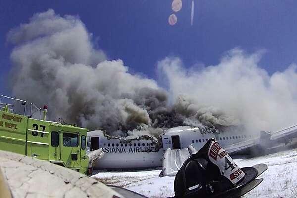 Video sheds light on Flight 214 passenger's death