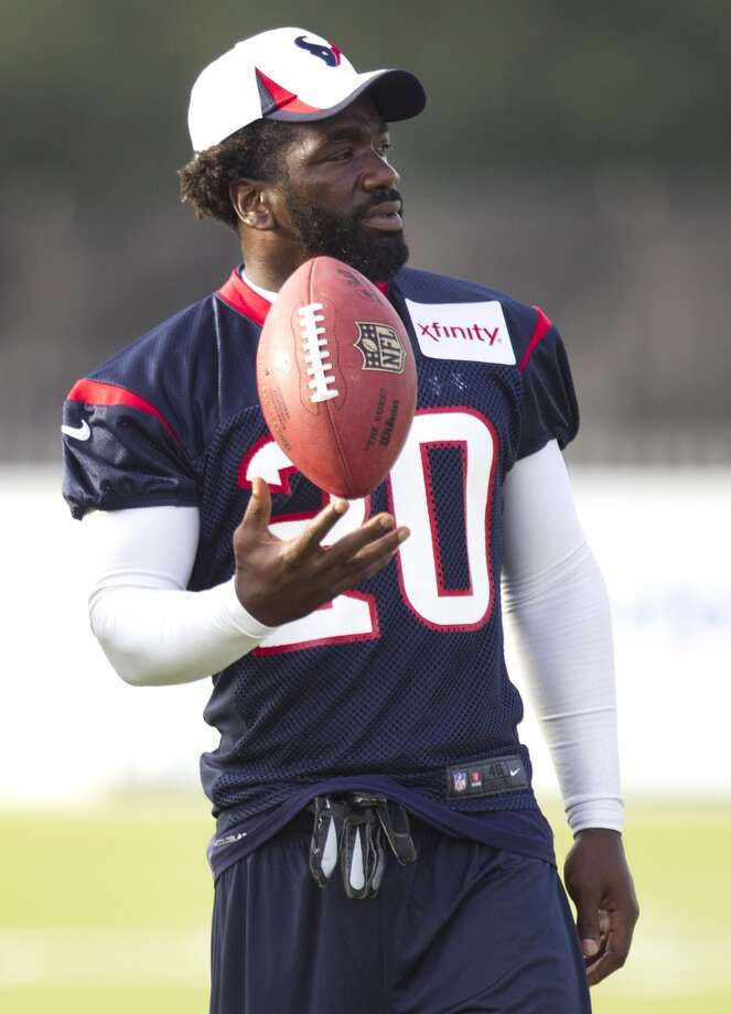 2013 9. Ed Reed, Texans safety Age: 34 Last year: Not on list. Why he matters: He brings a brand-shiny-new championship ring and Hall-of-Fame skills to the NFL's youngest franchise. He doesn't have to be a great player at his age to move mountains for the Texans. He just has to be a great teammate, a guiding hand who leads by example and makes plays when he must.   Defining moment: It's hard to single out one when a guy has been a five-time All Pro, nine-time Pro Bowler and now a Super Bowl champion, but he showed the Texans the kind of game-changer he has always been – and hopefully remains – with the late interception that secured the Ravens' playoff victory over them two seasons ago.  Staying power: Although he signed a three-year contract, he already has injury issues and could miss several early season games. If the team stumbles, he's probably one-and-done here. Photo: Brett Coomer, Chronicle