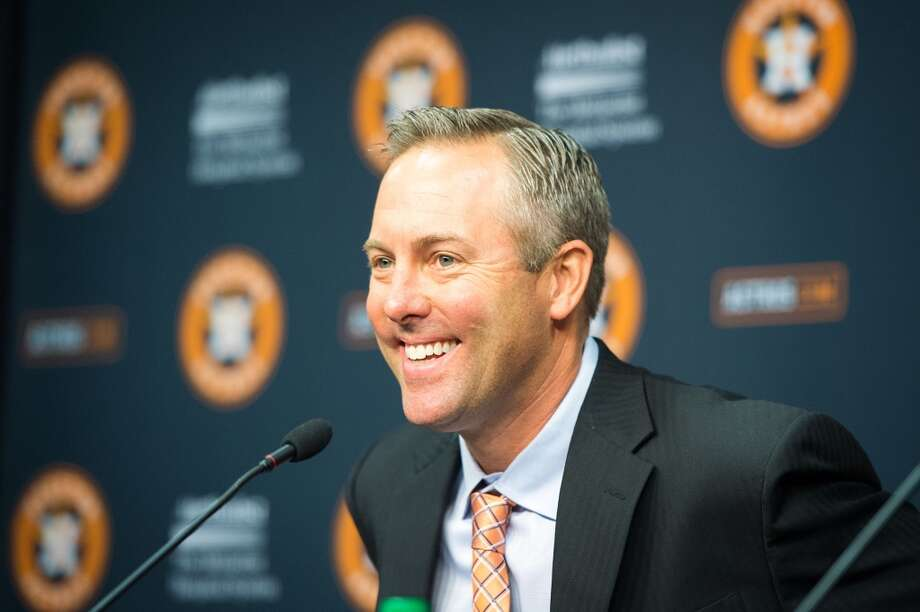2013 10. Reid Ryan, Astros president Age: 42. Last year: Not on list.   Why he matters: If the Ryan name has even a little magic in it, he'll get Jim Crane's broken franchise turned around. He bumped Crane out of the Houston 10 this year, but that's surely to Crane's liking. In his first year of ownership, the boss was getting too much of the wrong kind of attention. Defining moment: So far, simply bringing Astros icon Larry Dierker back into the fold was a deft move. It's going to be lots of baby steps for Ryan.  Staying power: It's hard to imagine him leaving on his own accord anytime soon, no matter how oppressive the losing gets over the short term. Having proved himself as a real-deal front-office executive in the minor leagues, there's no reason to think he can't make in the majors, too. Photo: Smiley N. Pool, Chronicle