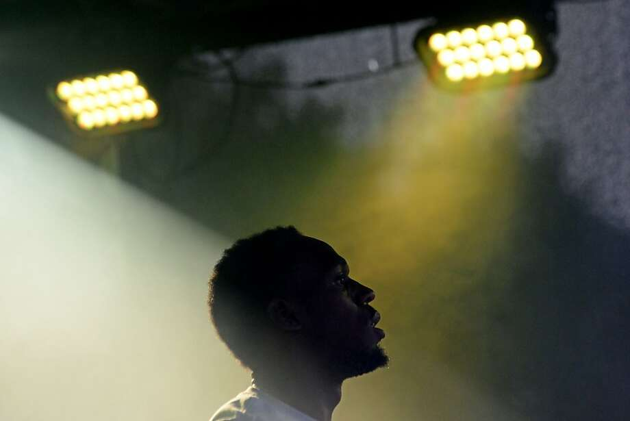 Jamaica's sprinter Usain Bolt attends a party in central Moscow on August 4, 2013 ahead of the world athletics championships which will take place in Moscow on August 10-18. AFP PHOTO/KIRILL KUDRYAVTSEVKIRILL KUDRYAVTSEV/AFP/Getty Images Photo: Kirill Kudryavtsev, AFP/Getty Images