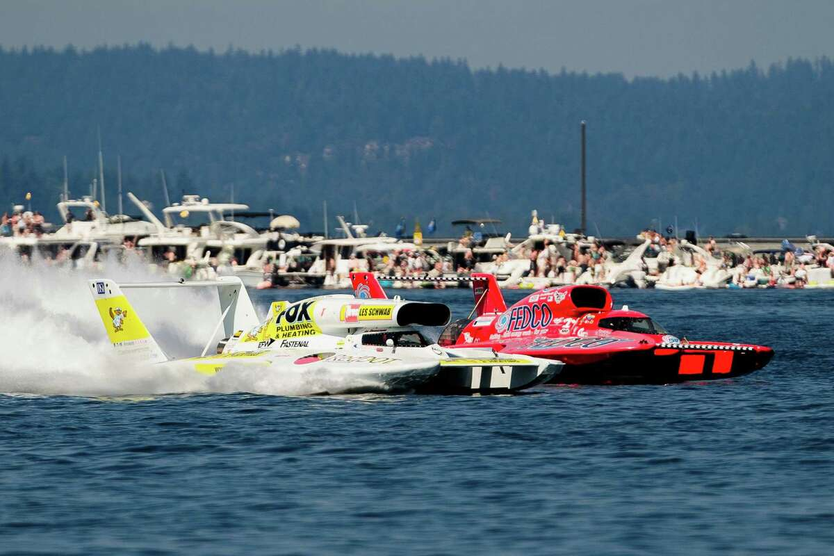 Want to get away from Seafair? Here are some best bets.