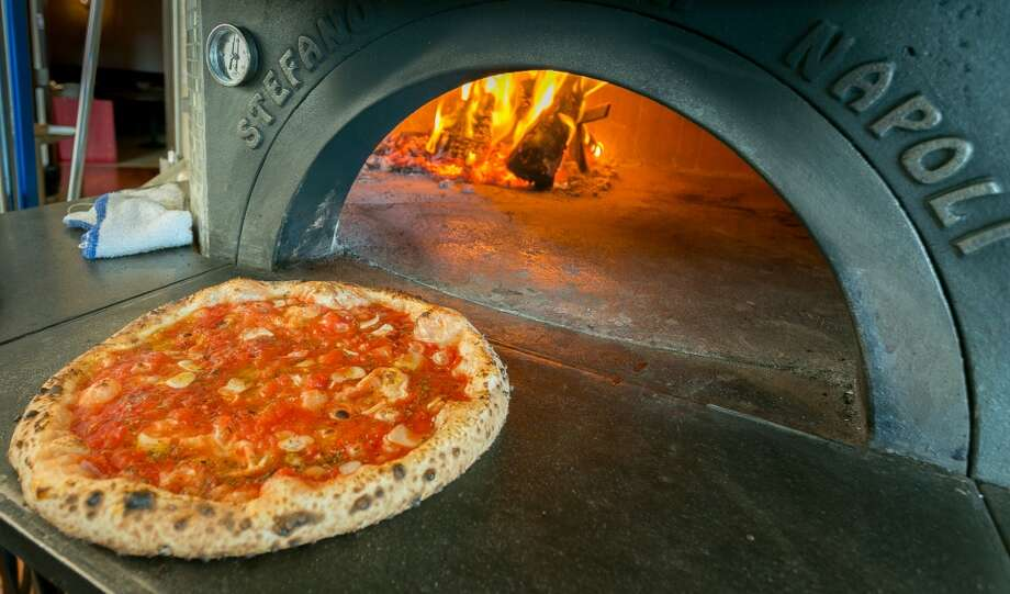 The Marinara Pizza at A16 in Oakland. Photo: John Storey, Special To The Chronicle