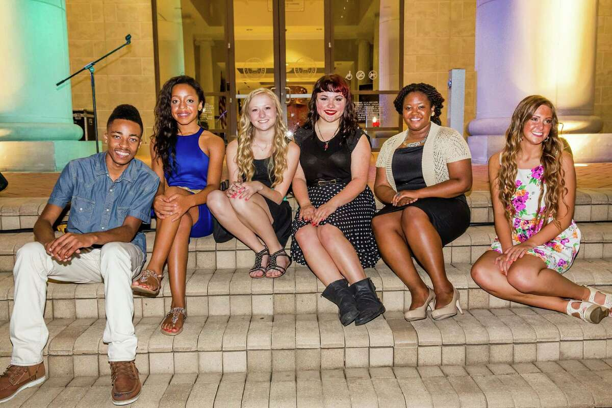 Semifinalists advancing in the eighth annual Sugar Land Superstar competition include, from left: Brayln Medlock, Taylor Breedlove, Reagan Johnson, Dani Beale, Jenea' Brown and Kelsey Morrow. For more information, visit SugarLandTownSquare.com.