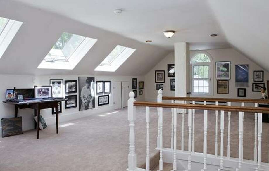 Baseball legend Babe Ruth owned this Massachusetts home in the early 1900s. The asking price was $1.3 million. Photo: Courtesy Of William Raveis