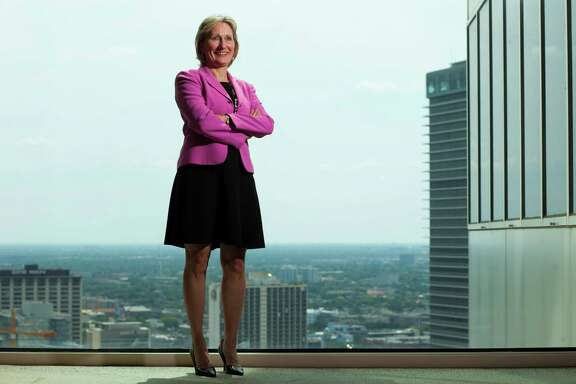 Cathy B. Smith, attorney with Vinson & Elkins, August 2, 2013 in Houston.