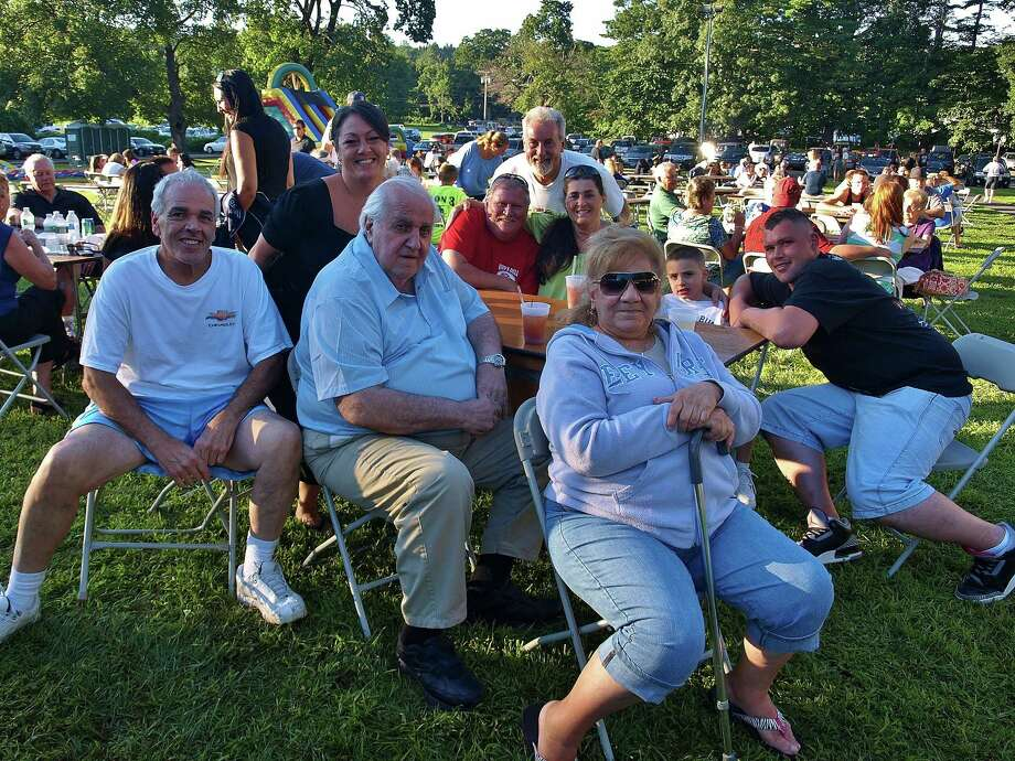 Were you SEEN at the Danbury Italian Festival on August 4th? Photo: Nuria Ryan