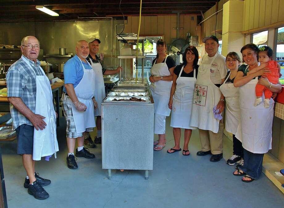 Were you SEEN at the Danbury Italian Festival on August 4th? Photo: Nuria Ryan