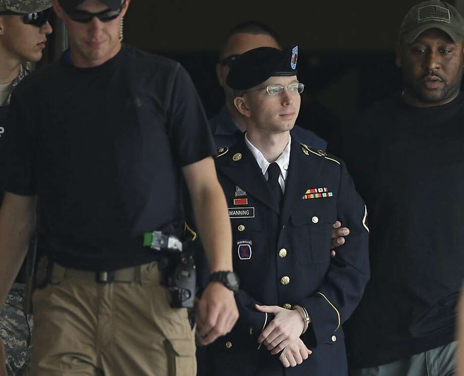 A State Department official says Bradley Manning's disclosure of diplomatic cables has had a damaging effect on international intelligence gathering. Photo: Patrick Semansky, Associated Press