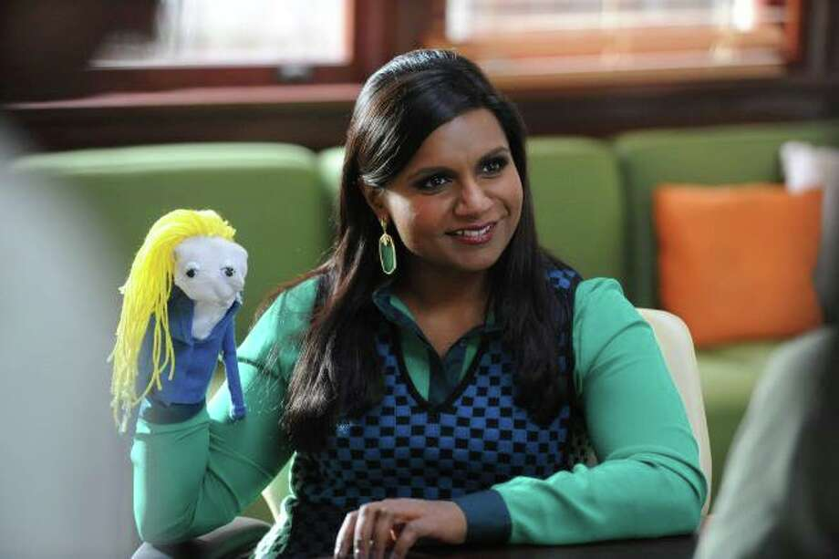 "Tuesday, Sept. 17: ""The Mindy Project."" (Fox)"