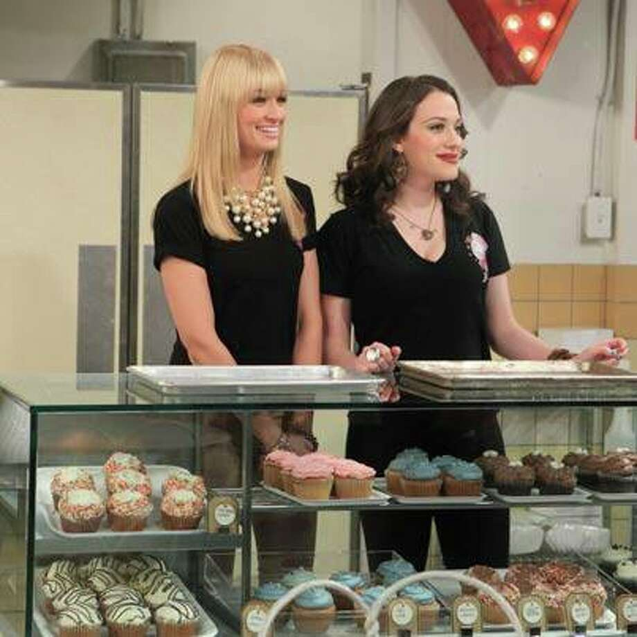 "Monday, Sept. 23: ""2 Broke Girls."" (CBS)"