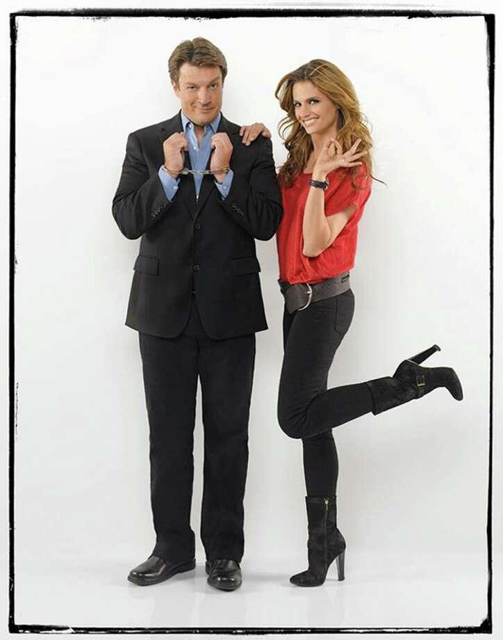 """Monday, Sept. 23: """"Castle."""" (ABC)"""