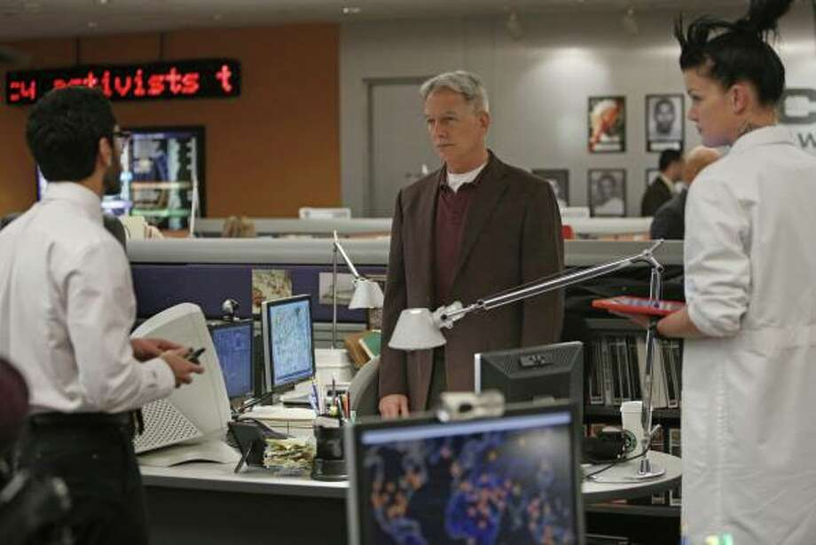 "Tuesday, Sept. 24: ""NCIS."" (CBS)"