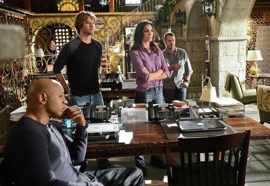 "Tuesday, Sept. 24: ""NCIS: Los Angeles."" (CBS)"