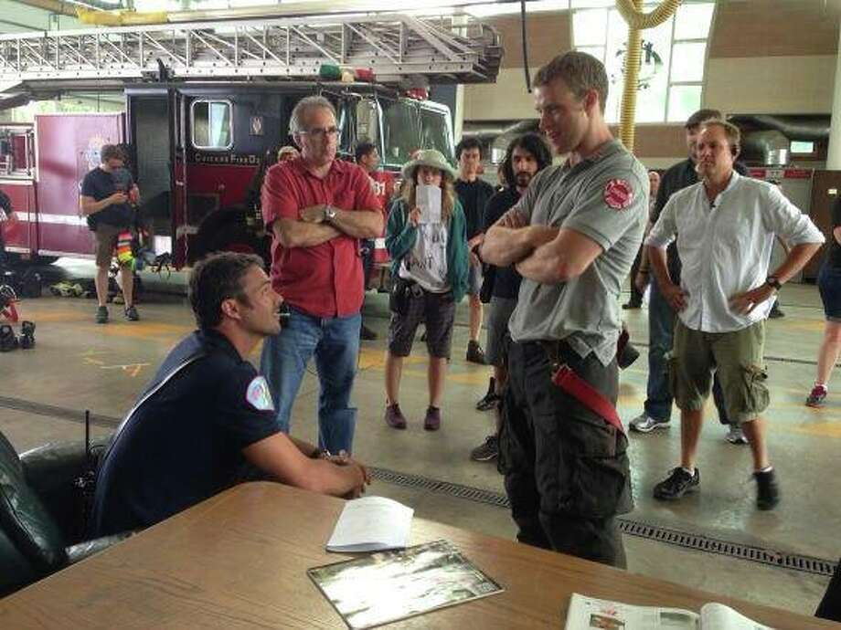 "Tuesday, Sept. 24: ""Chicago Fire."" (NBC.)"