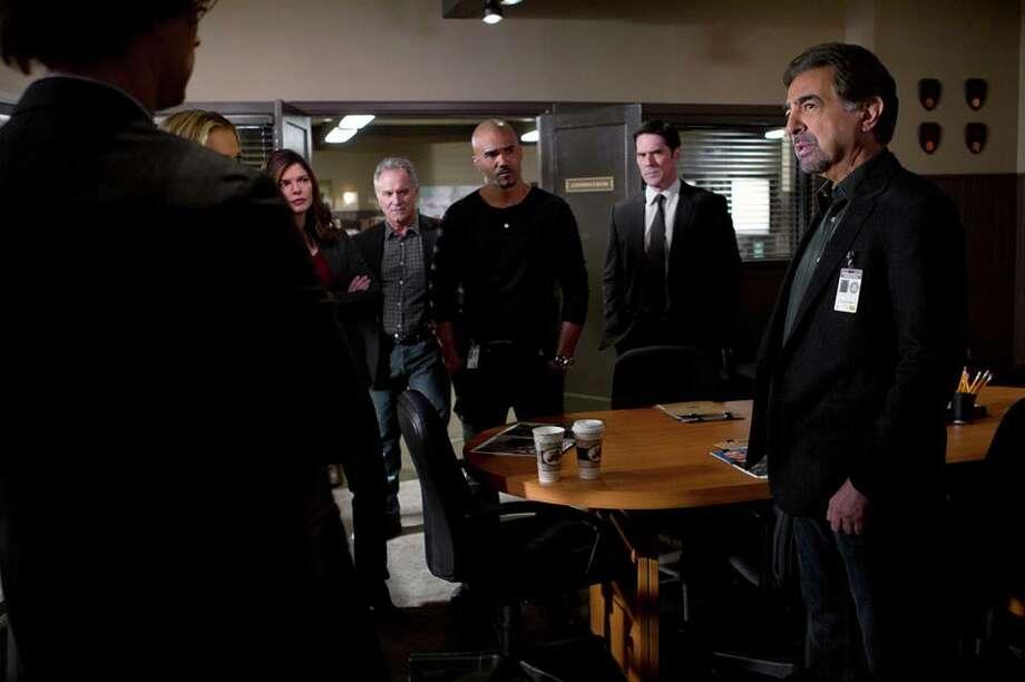 """Wednesday, Sept. 25: """"Criminal Minds."""" (CBS)"""