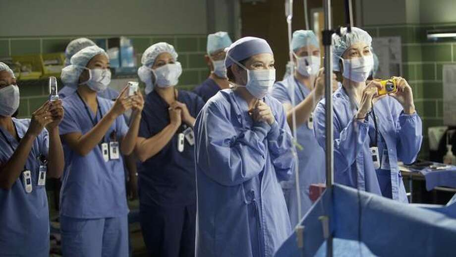 "Thursday, Sept. 26: ""Grey's Anatomy."" (ABC)"