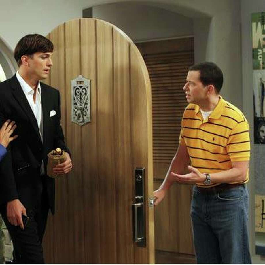 "Thursday, Sept. 26: ""Two and a Half Men."" (CBS)"