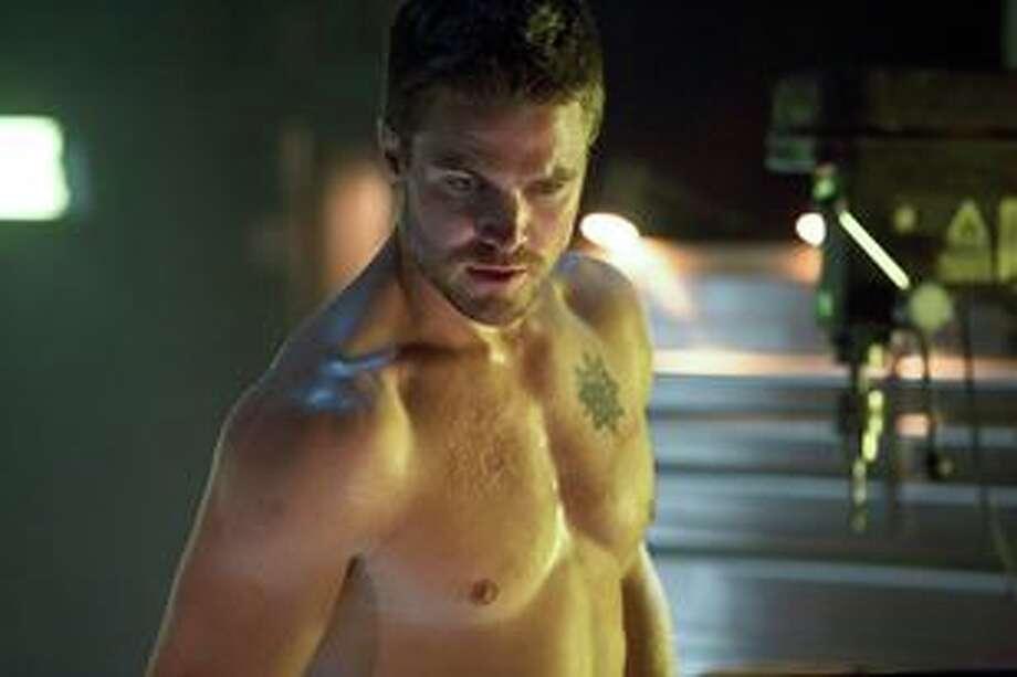 """Wednesday, Oct. 9: """"Arrow."""" (CW)"""