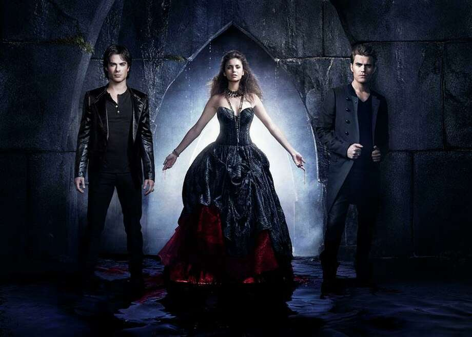 "Thursday, Oct. 10: ""The Vampire Diaries."" (CW)"