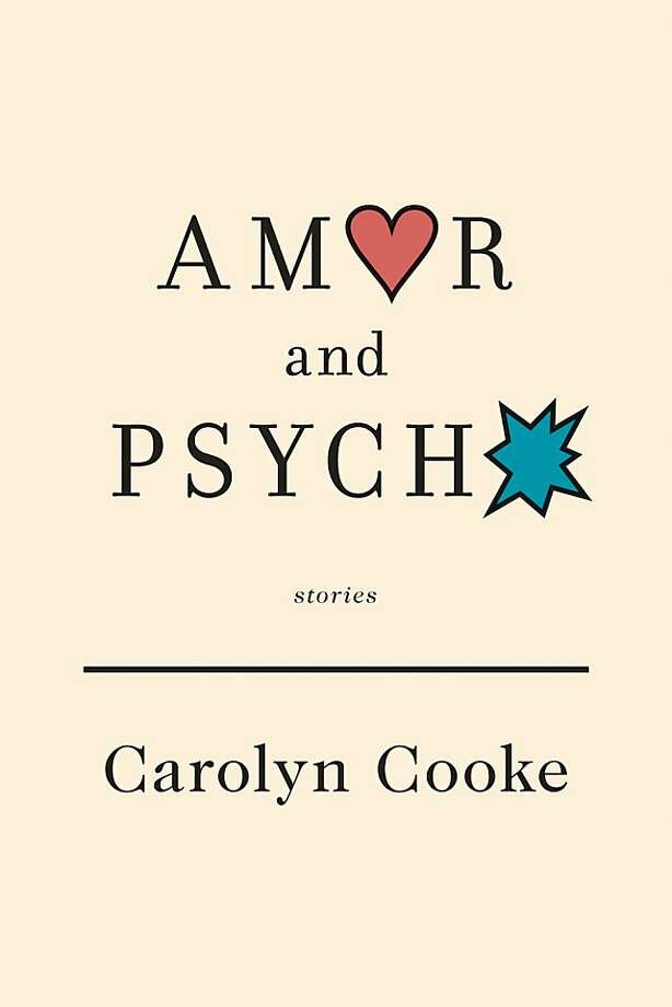 Amor and Psycho, by Caroyn Cooke Photo: Knopf