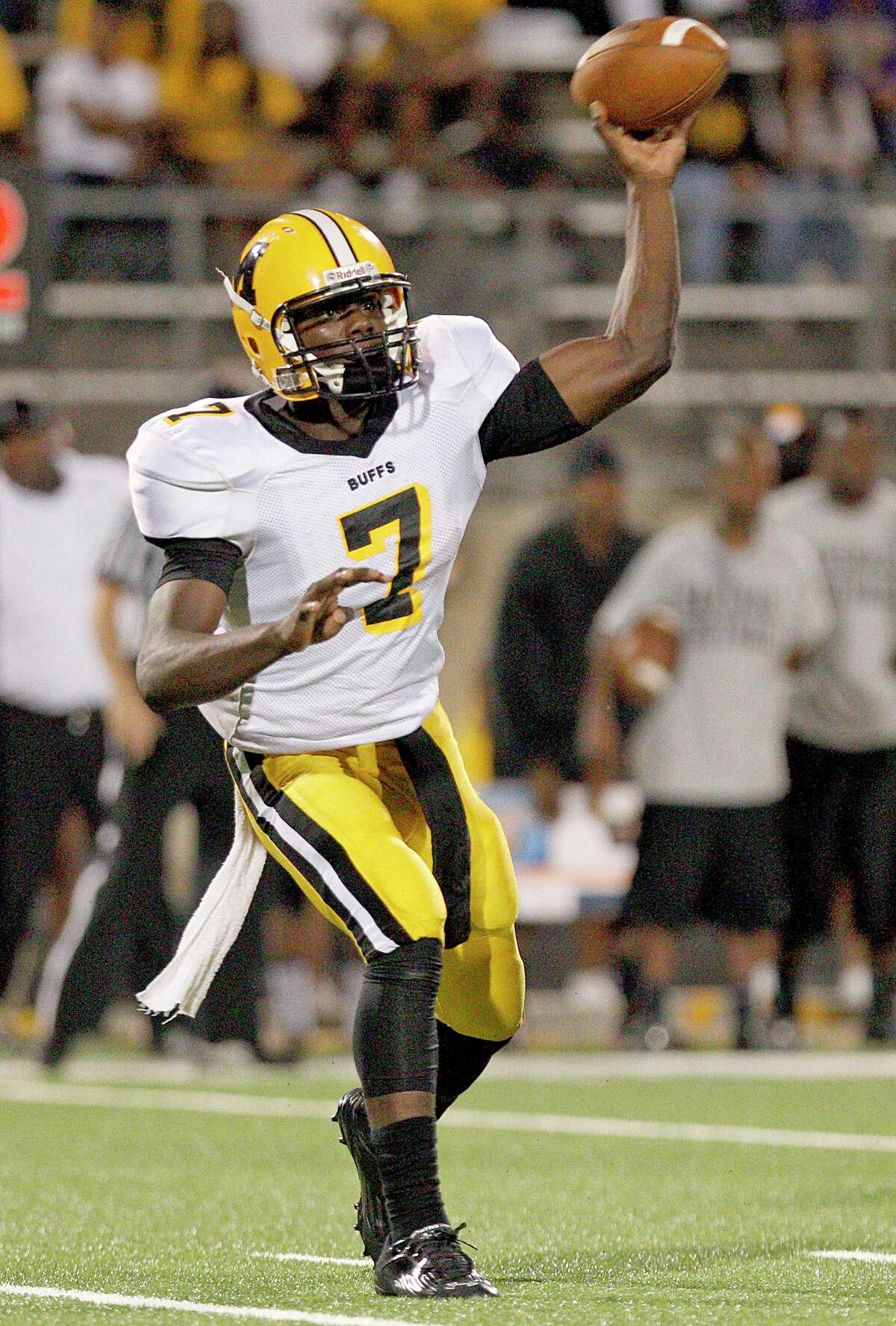 "Fort Bend Marshall junior quarterback J.W. Ketchum knows his team won't be ""under the radar"" in 2013."