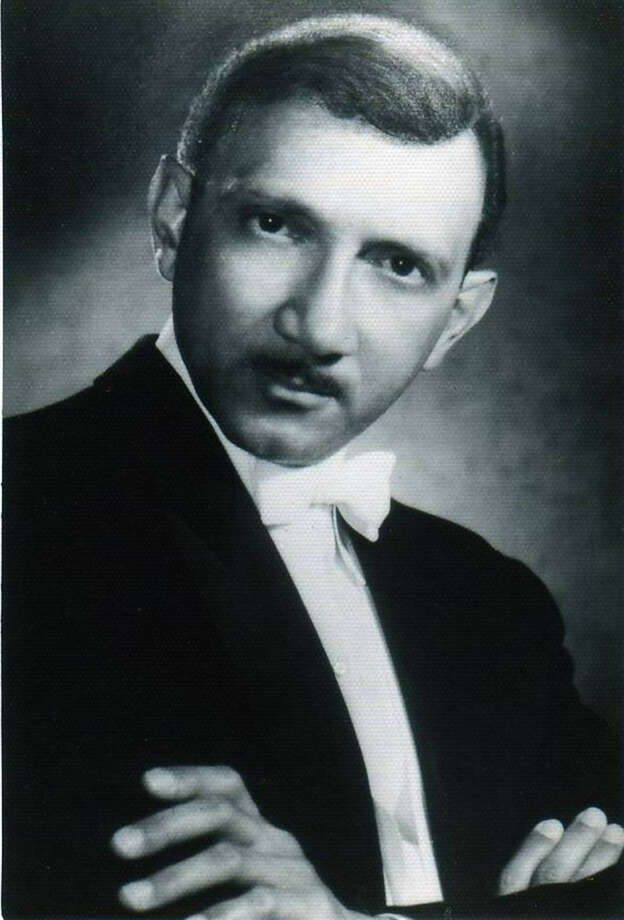 Rafael de Castro came to the United States on a scholarship and later composed several works.